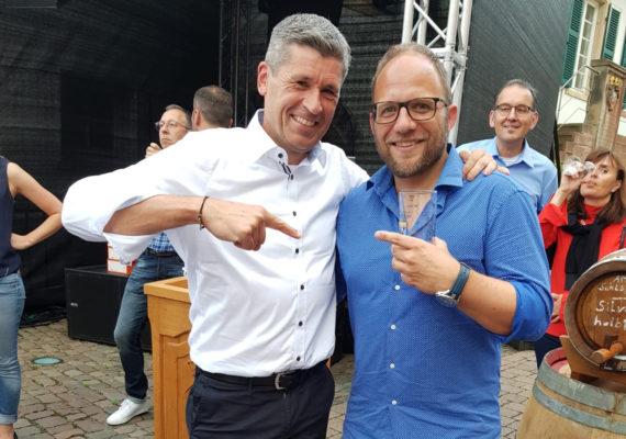 Meine Liebe zum Fußball und der Respekt vor dem Schiedsrichterwesen haben mich mit Dr. Markus Merk zusammengeführt.
